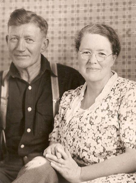 Ed Larson & Mary Watterberg