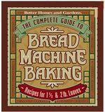Breadmachinebook