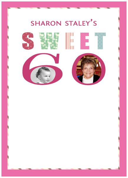 Sweet60Invite