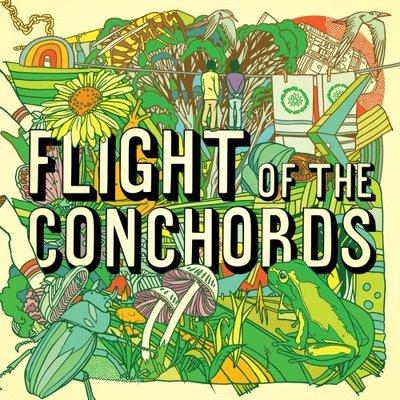 Flightoftheconchordsart